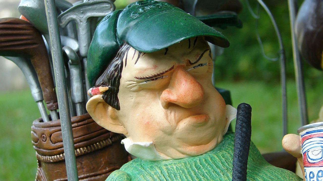 Enjoying Wednesday Golf
